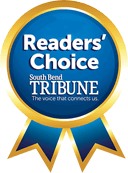 14 Time Winner of the Reader's Choice Award!